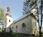 kostel Křivce